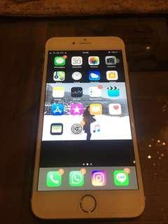 iPhone 6S+ 64 GB RoseGold