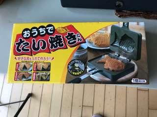 日本燒魚餅機