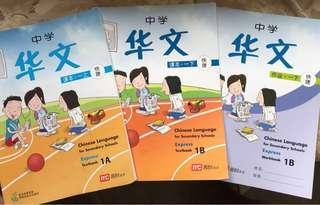 Chinese Textbooks/Workbook
