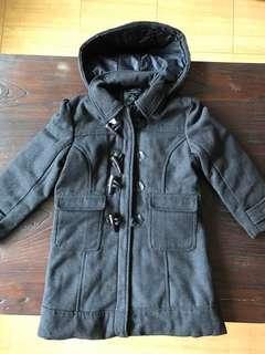 美國品牌羊毛大衣