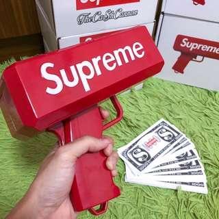 CNY SALES! INSTOCK! Money Gun Supreme Cash Launcher Canon Bills Make it rain
