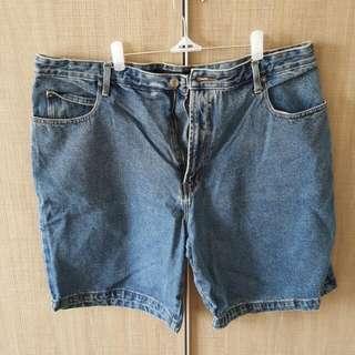 Men's Jeans Bermuda shorts