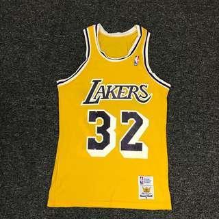 Sand-Knit Nike Johnson Jordan vintage jersey collectible