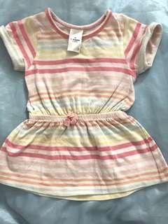 Baby girl's dress 3-6m
