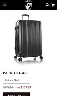 "BRAND NEW Heys 30"" Para Lite Luggage"
