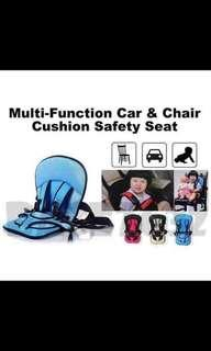 Car/Chair safety seat