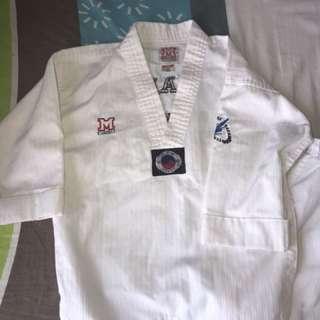 Taekwondo clothes for kids