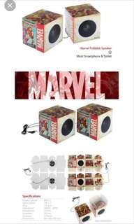 Marvel speaker