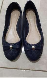 Flat Shoes Vincci Navy