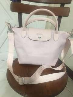 Longchamp Neo Small (Class A) Baby Pink Free Shipping