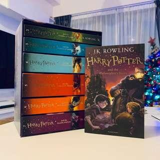 Harry Potter Complete Collection 哈利波特全書