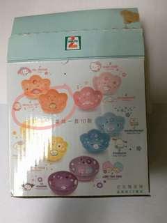 7-11 Sanrio 花形陶瓷碗 大口仔