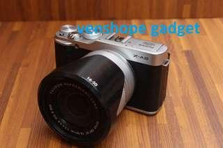 fujifilm xa2 with 16-50mm 2ndhand and iphone xs max brandnew sealed