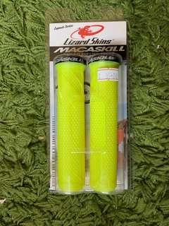 Lizard Skin Neon yellow macskill edition Grip