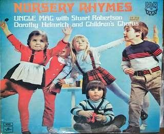 🚚 (Vinyl) Nursery rhythms