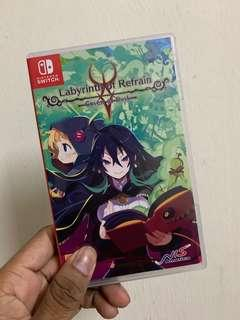 Nintendo Switch Labyrinth of Refrain
