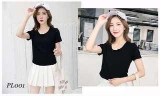 Basic Tshirt IMPORT HK