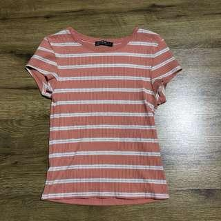CO RIBBED TOP