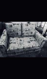 Sofa baru 2 seat