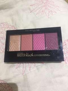 Maybelline blush palette