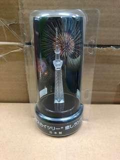 東京天樹 Tokyo Sky Tree 轉色燈