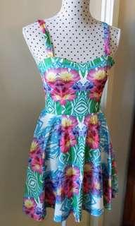 Dotti Summer Flirty Dress sz6