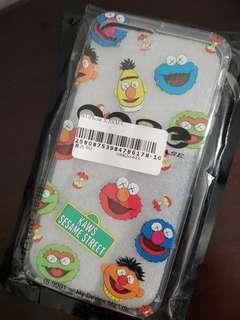 Iphone 7 plus sesame Street cover