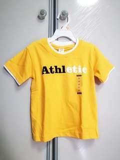 Yellow Top T-shirt