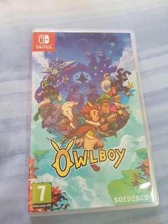 Nintendo Switch Owlboy