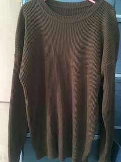 Sweater panjang