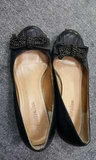 🚚 ANITALEE黑色包鞋