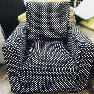 Sofa Polkadot single seat