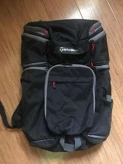 TaylorMade Tm15 Players Backpack Black