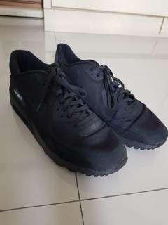 NIKE AIRMAX black #CNY2019