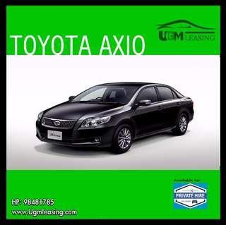 Toyota Axio