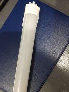 Industrial t8 led tube  lights 18 watt