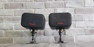 goodmans sound baby satellite speaker for amp hifi amplifier home hdb bto office studio and etc