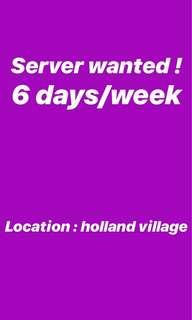 Service Crew Coffeeshop wanted (Casual / full time )