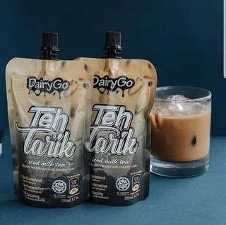 🚚 Dairy GO Teh Tarik