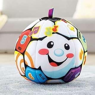 🚚 Fisher-Price Laugh & Learn Singin Soccer Ball