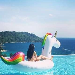 Unicorn Pool Float #CNYGA