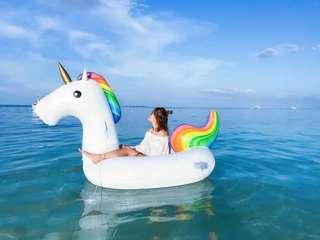 Unicorn Pool Float Ready Stock ( SPECIAL PROMO!)