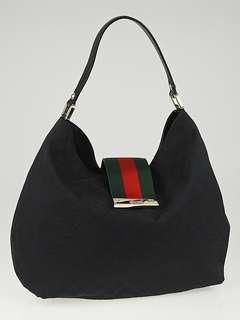 Authentic leather Gucci Handbag