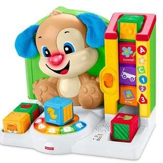 🚚 Fisher-Price Laugh & Learn First Words Smart Puppy