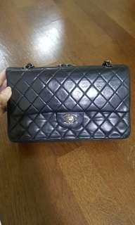 Authentic Chanel Medium 2.55 Double Flap
