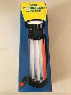 Dual Fluorescent Lantern 手提燈