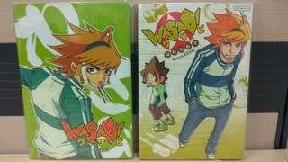 WASABI & WASABI RESET (RM50 both)