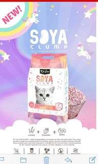 🚚 Cat litter soya clump