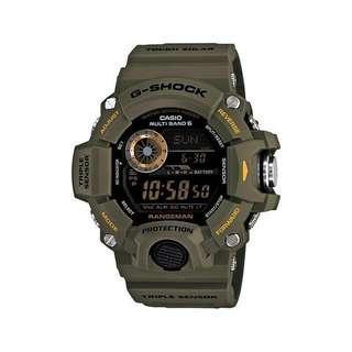 Preorder: Casio G-Shock Rangeman GW-9400-3