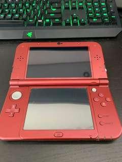 Nintendo 3DS XL Good Cond Free Pokemon Ruby